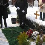 Begräbnis von Daniel Bregenzer am 10.02.2012
