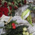 Blumen für Daniel Bregenzer