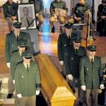 Trauerfeier für Daniel Bregenzer