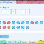 Softwaretest Lernsoftware Buchstaben wählen