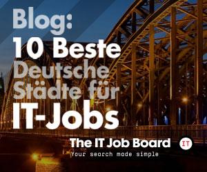 10 beste IT-Standorte Deutschlands