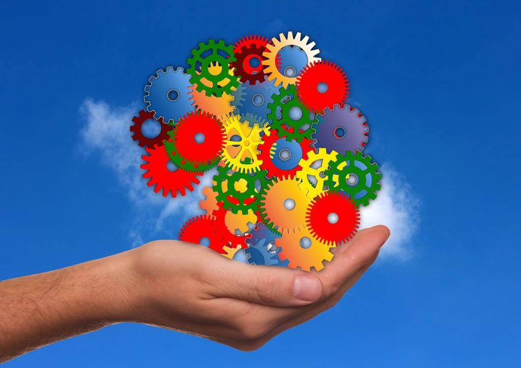 Mit Smart Services können Sie aus einem bunten Portfolie von Prozessen wählen.